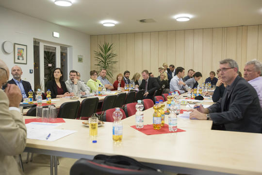 Fondsübergreifend in die Zukunft - die lokale Aktionsgruppe